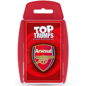 Arsenal Top Trumps Cards